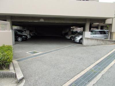 【駐車場】ジオ緑地公園ヒルサイドテラス