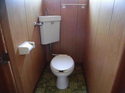 【トイレ】第2北原コーポ