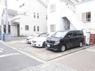 【駐車場】クレーンヒル