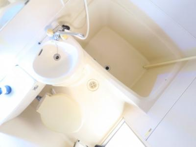 【浴室】クレーンヒル