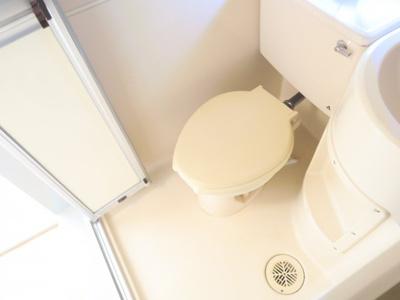 【トイレ】クレーンヒル