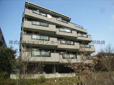 鉄筋コンクリート造のマンションです!