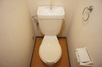 【トイレ】マンションしらかば