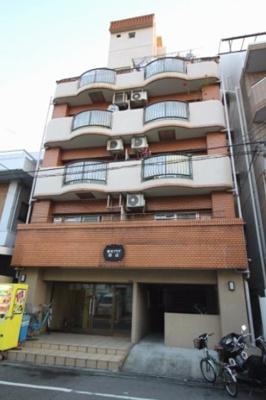 東洋プラザ田辺 鉄筋コンクリート造 7階建 エレベーター完備☆