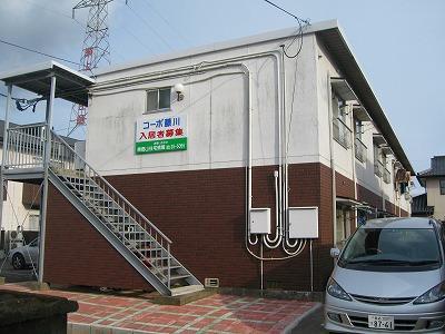 【外観】コーポ藤川