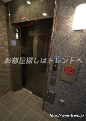 【ロビー】ルーブル新宿原町