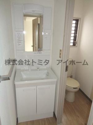 【独立洗面台】メイヒル新中野