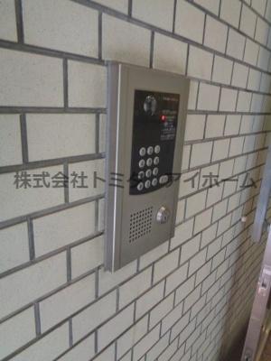 【エントランス】メイヒル新中野