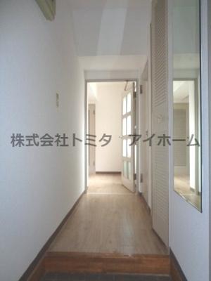 【玄関】メイヒル新中野