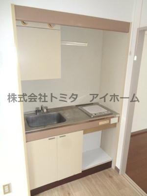 【キッチン】メイヒル新中野
