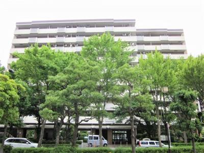 【外観】淀川リバーサイドタウン桜第3コーポ