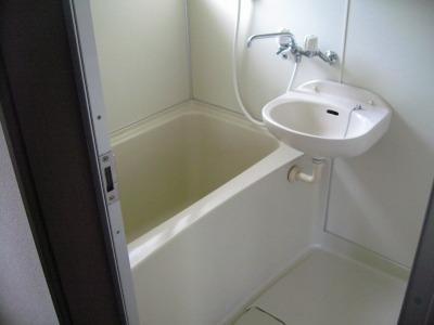 【浴室】コーポT&K