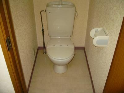【トイレ】ボヌール・カーサ