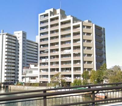 【外観】ヒルズ木場 9階 71.35㎡ リフォーム済