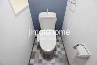【トイレ】本町サンライズ