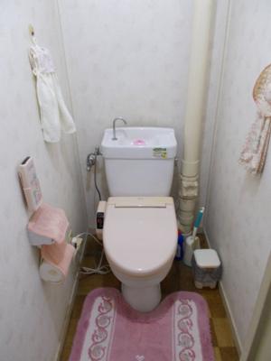 ウオシュレットトイレ