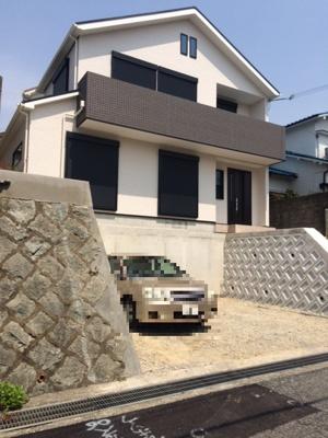 【外観】神戸市垂水区塩屋台1丁目 新築戸建