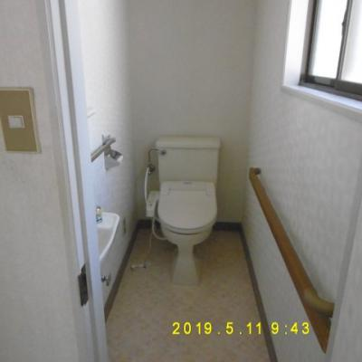 【トイレ】坂口通4丁目中古住宅