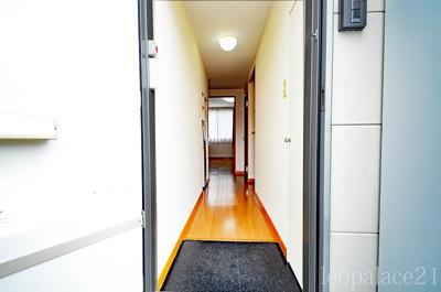 【玄関】レオパレスソフィアグレイス十三