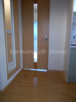 フェリックス東陽のゆったりとした玄関です