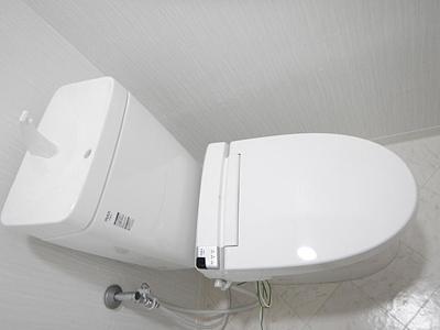 【トイレ】ライオンズマンション和歌山