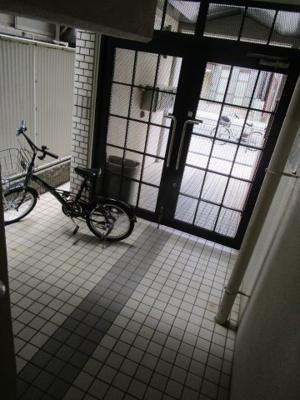 【ロビー】フローライト阪南町
