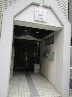 【エントランス】フローライト阪南町