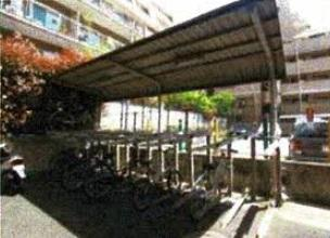 プレール荻窪:駐輪場