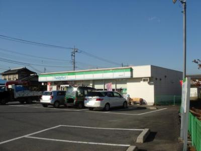 ファミリーマート前橋公田店まで201m
