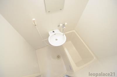 【浴室】レオパレスムーンライトスクエア