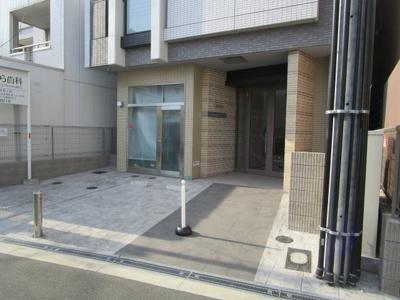 【外観】エレメント西田辺