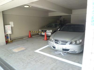 【駐車場】フォルム五条西洞院
