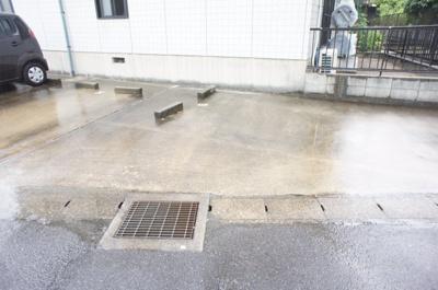 【駐車場】エスポワールA棟
