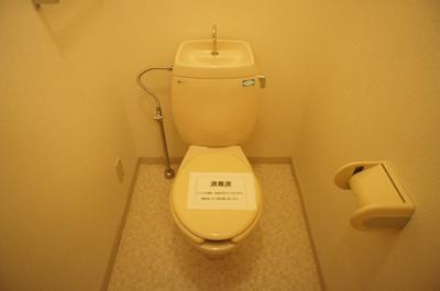 【トイレ】エスポワールA棟