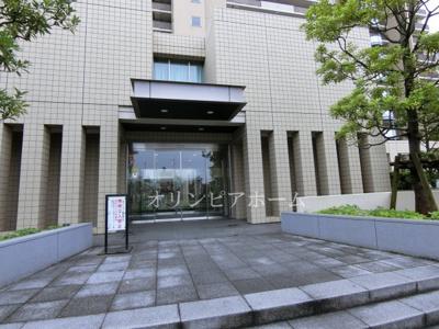 【外観】東京リバースフォート 18F 最上 階 81.46㎡ 空 室