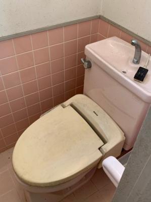 【トイレ】東大阪市荒川1丁目 中古戸建