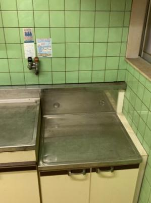 【キッチン】東大阪市荒川1丁目 中古戸建