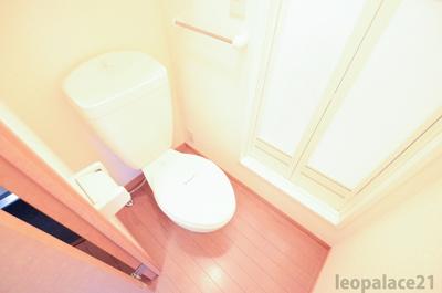 【トイレ】レオパレスクレール方丈
