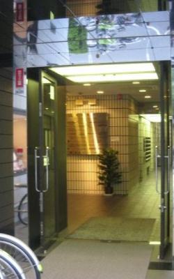 出入口 NKビル 賃貸オフィス 貸事務所 長堀橋