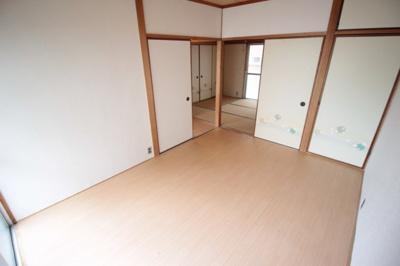 【寝室】天王寺屋7丁目マンション