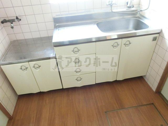 大正貸家Ⅱ(柏原市大正) キッチン