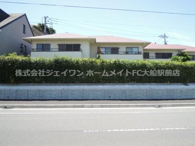 【外観】シャインヒルズ大船