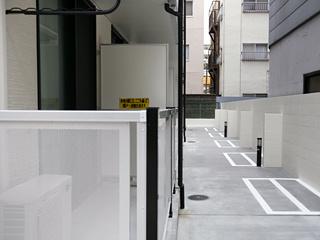 【バルコニー】レオパレスE サクセス