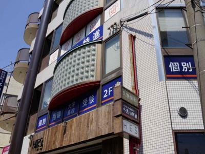 【外観】駅前 視認性良好 千里山東 千里山駅