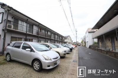 【駐車場】光召アパート