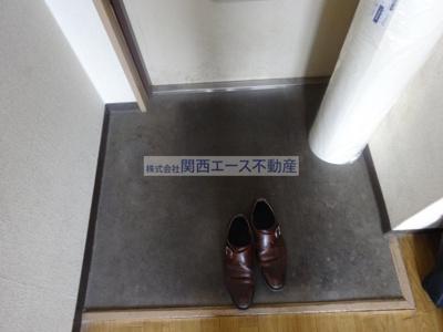 【玄関】エスポアール春日Ⅱ