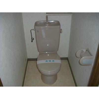 ARDER Y・Kのトイレ