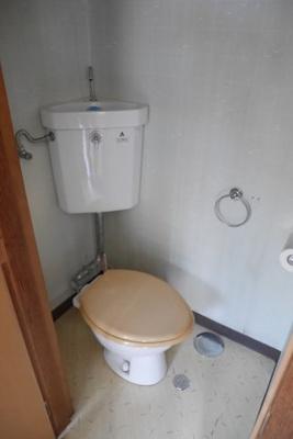 【トイレ】コーポ国府