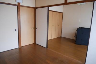 【洋室】コーポ国府