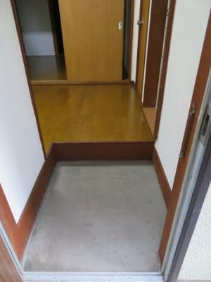 【玄関】アローハウス